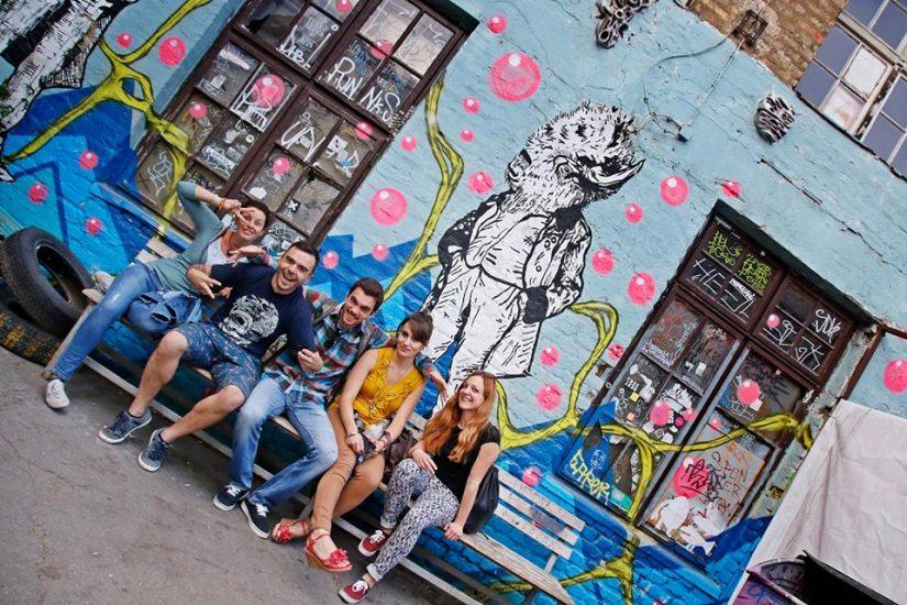 STREET ART & GRAFFITI TOUR, ZAGREB, CROATIA