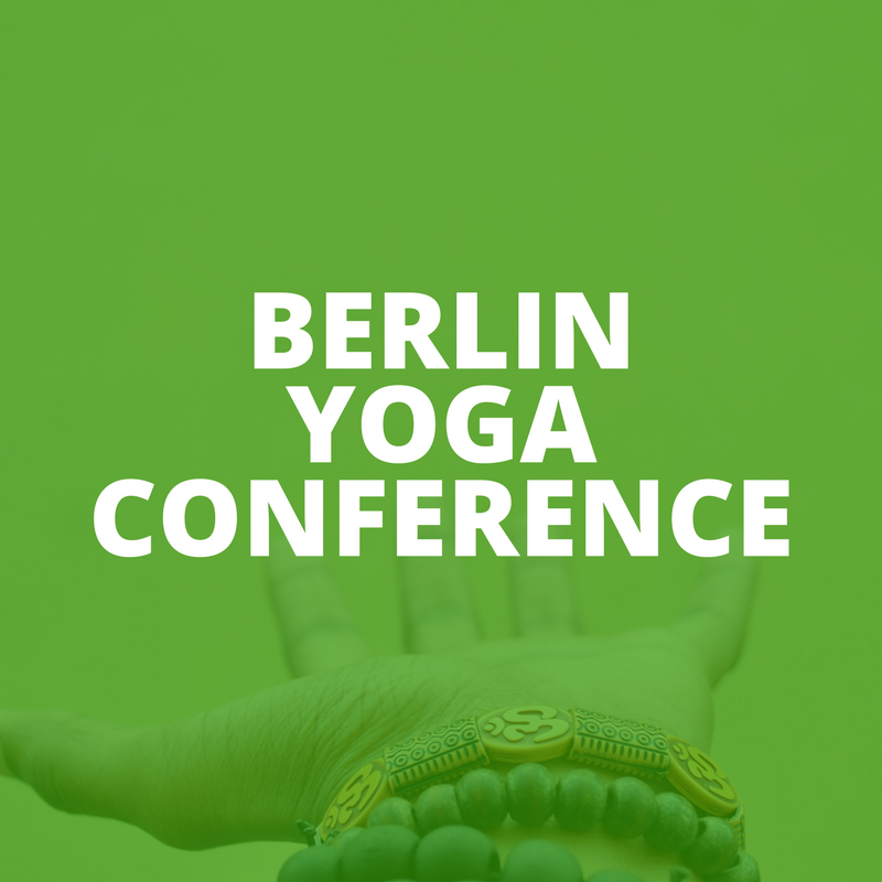 BERLIN YOGA CONFERENCE: POP-UP EVENT #3