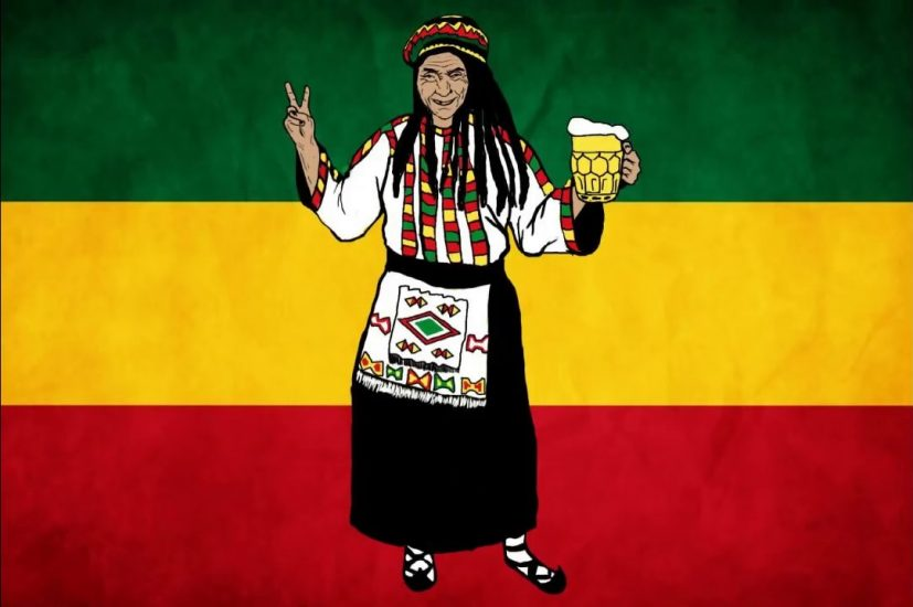 INTRODUCING: First Vlach Reggae Song in History