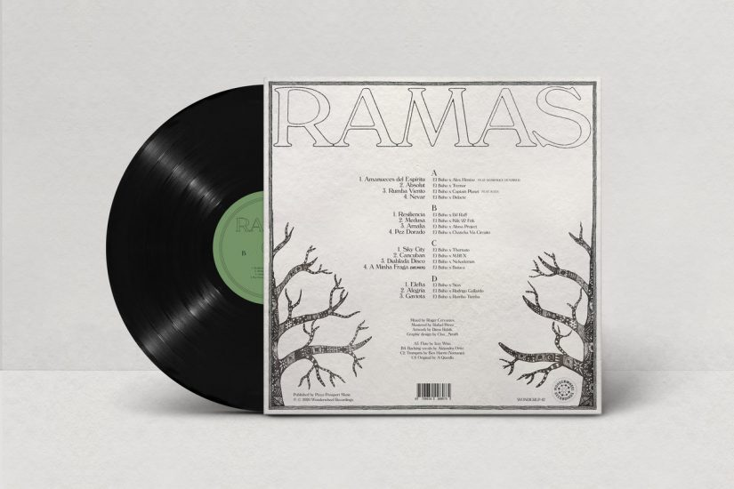 "El Búho's New Album ""Ramas"" – Out Worldwide NOW"