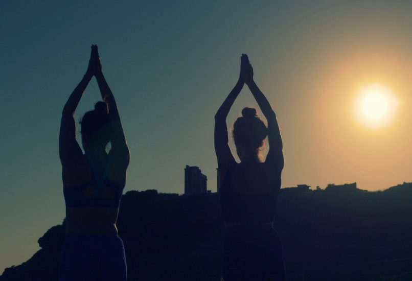 A RETURN TO SACRED PLACES: Twelve OM Athens International Yoga Festival