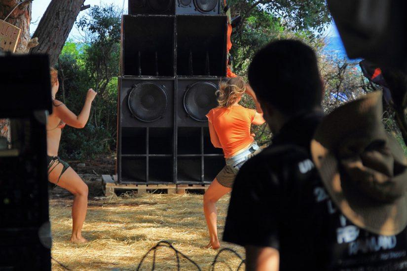Eco, art & sound system gathering: ESCAPE THE CITY FESTIVAL